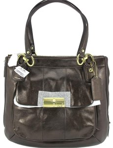 Coach 23761 Kristin Tote in Metallic Bronze