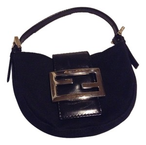Fendi Wristlet in Black