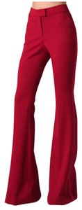 Rachel Zoe Boot Cut Pants magenta