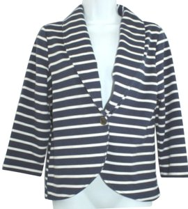 Love on a Hanger Stripes Cotton Top BLUE/WHITE