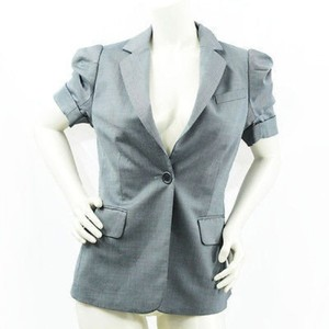 BCBGMAXAZRIA Bcbg Gray Top