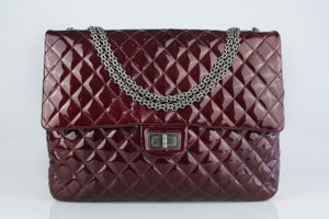 Chanel Limited Edition Bordeaux Shoulder Bag