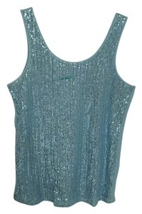 Charlotte Russe Sequin Top
