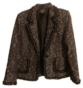 Selene Sport Black Tweed Jacket