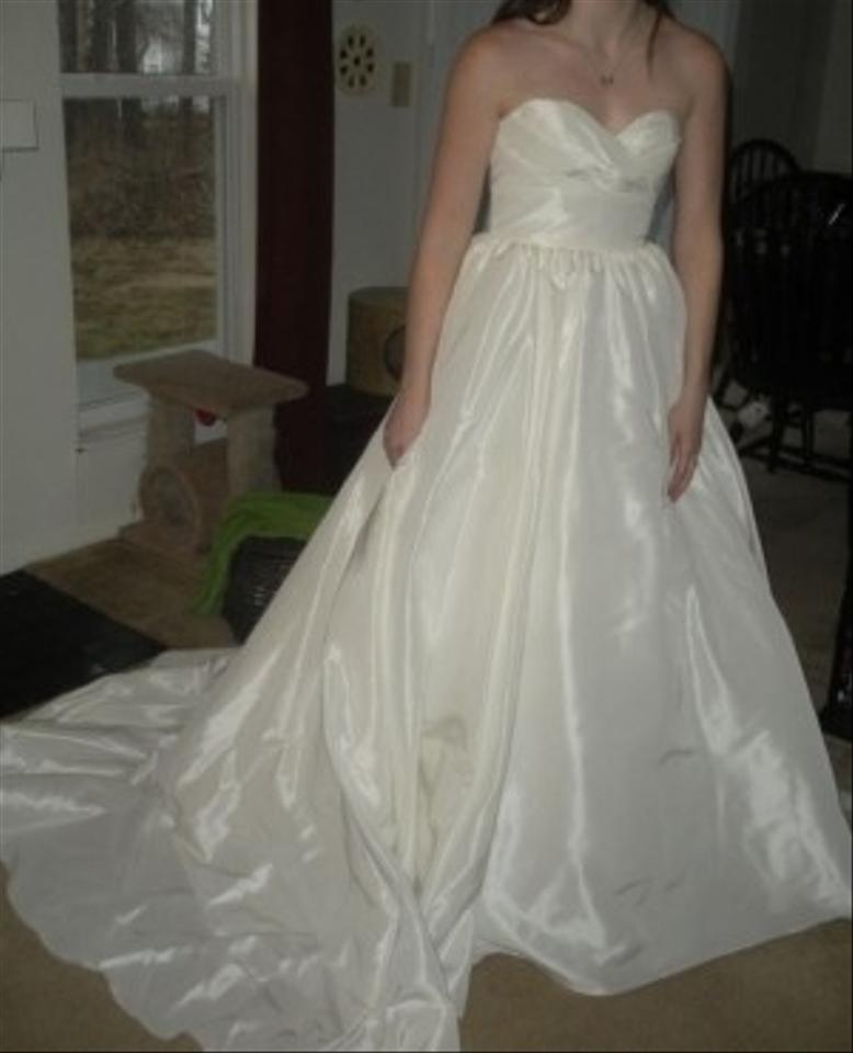 Wtoo mimi wedding dress tradesy for Wtoo wedding dress prices