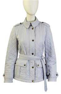 Burberry Brit Classic Barn Mist Grey Jacket