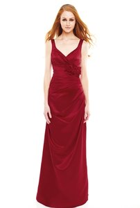 Eggplant 177 Formal Dress Size 8 (M)