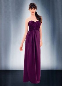 Bill Levkoff Plum 687 Dress