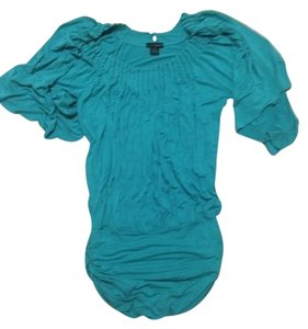 Gracia short dress Teal on Tradesy
