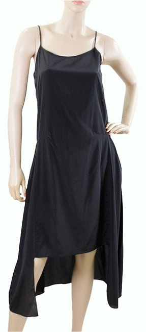 Preload https://img-static.tradesy.com/item/979493/dkny-black-runway-length-spaghetti-strap-long-casual-maxi-dress-size-petite-4-s-0-0-650-650.jpg