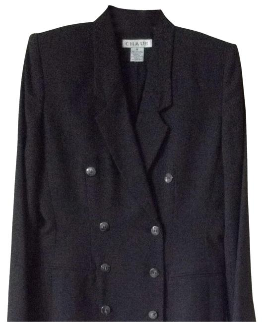 Preload https://item3.tradesy.com/images/chaus-charcoal-blazer-size-10-m-979542-0-0.jpg?width=400&height=650