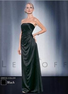Bill Levkoff Black 310 Dress