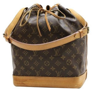 Louis Vuitton Noe Monogram Drawstring Shoulder Bag