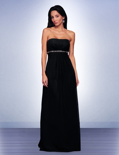 Preload https://img-static.tradesy.com/item/979570/bill-levkoff-black-522-feminine-bridesmaidmob-dress-size-6-s-0-0-540-540.jpg