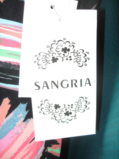 Sangria short dress Multi on Tradesy
