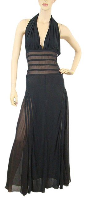 Preload https://img-static.tradesy.com/item/979942/jean-paul-gaultier-black-and-navy-halter-gown-long-cocktail-dress-size-6-s-0-0-650-650.jpg