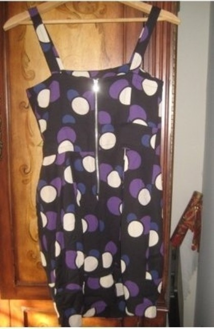 Marc by Marc Jacobs short dress Purple polka dot on Tradesy