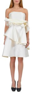 VIKTOR & ROLF short dress Cream White on Tradesy
