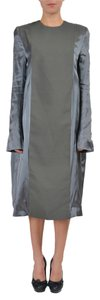 Maison Martin Margiela short dress Gray on Tradesy