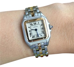 Cartier PANTHER SMALL 1 ROW 2 TONE