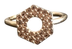 Marc Jacobs Marc Jacobs Pave Bolt Ring