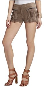 BCBGMAXAZRIA Dress Shorts Mocha