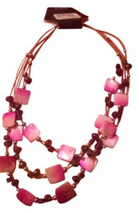 Style & Co Necklace -Triple Strand