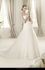 Pronovias Duquesa Wedding Dress