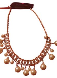 New York & Company Pearl Necklace