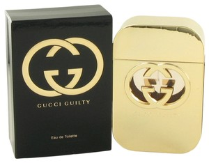 Gucci Gucci Guilty By Gucci Eau De Toilette Spray 2.5 Oz