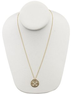 Tiffany & Co. Tiffany & Co. 18K Paloma Picasso Zellge Medallion Pendant Necklace (63045)