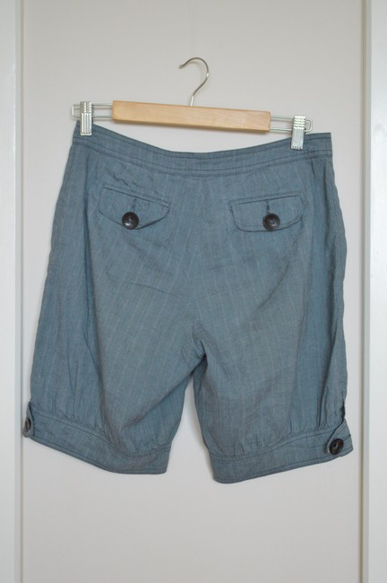 Tracy Reese Shorts Blue/Lavender