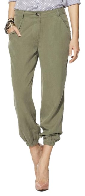 Item - Olive Military Slouch Pants Size 4 (S, 27)