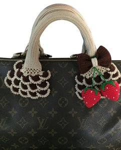 Handmade Handles cover for Louis Vuitton Speedy, Alma and similar items