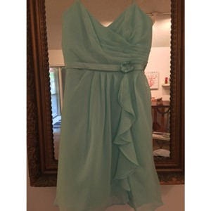 Alfred Angelo Aqua Dress