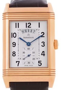 Jaeger-LeCoultre Jaeger LeCoultre Grande Reverso Duo 18K Rose Gold Watch Q3742421