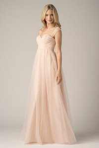 Wtoo Nude (soft, Pale Pink/Blush) 853i Dress Dress