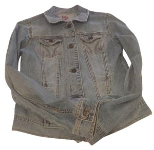 Hollister Womens Jean Jacket