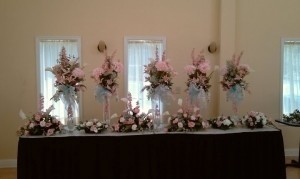 Wedding Centerpieces & Swags
