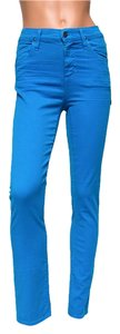 Citizens of Humanity India Sky Bright Nwt Straight Leg Jeans-Light Wash