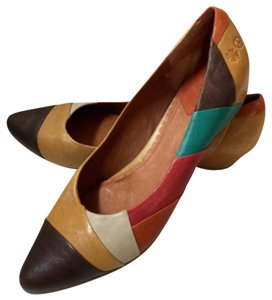 Lucky Brand Multi-Color Flats