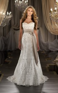Martina Liana New With Tags Martina Liana 419 Wedding Dress