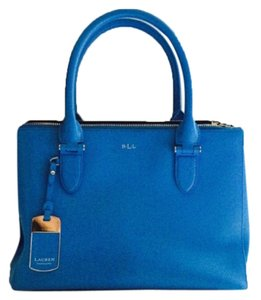 Polo Ralph Lauren Satchel in Blue