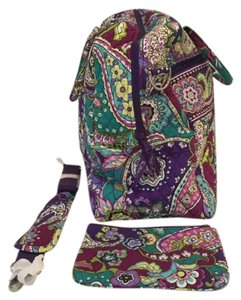 Vera Bradley Heather Travel Bag
