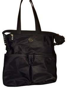 Tory Burch Baby Bag Black Diaper Bag