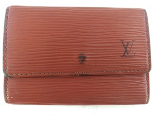 Louis Vuitton Louis Vuitton Key Wallet