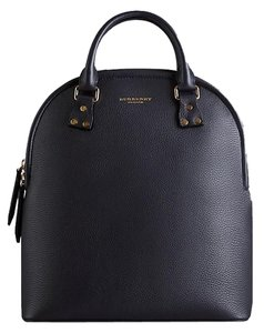 Burberry Tote in Midnight Blue