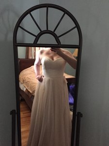 BHLDN Calle Wedding Dress