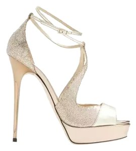 Jimmy Choo Light gold Sandals