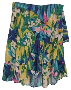 Jams World Skirt Hawaiian floral